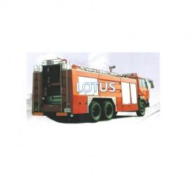 High Performance Firefighting Truck