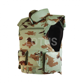 Ground Force Armored Vest