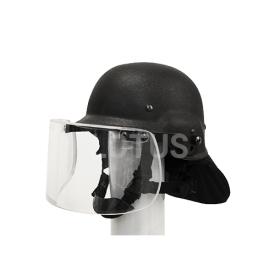Ballistic Helmet with Visor
