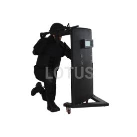 Light Bulletproof Shield